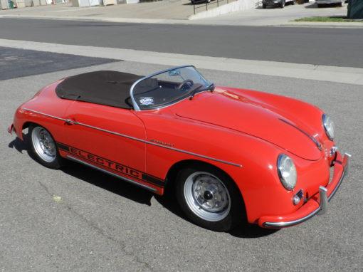 1957 Beck eSpeedster Replica EV – $35,000