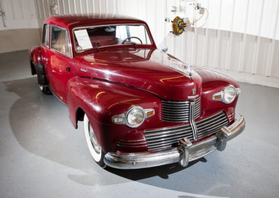 1942 Lincoln Continental Coupe – CALL FOR PRICE