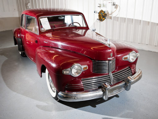 1942 Lincoln Continental Coupe – $14,500