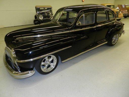 1948 Desoto Custom Sedan – $31,000