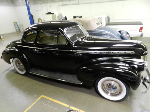 1940 Chevy Special Deluxe Coupe – $21,000
