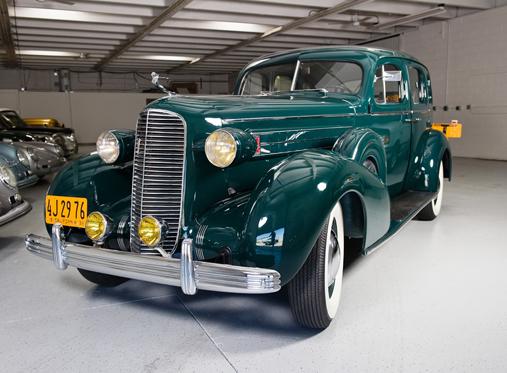1936 Cadillac Series 60 – $19,000