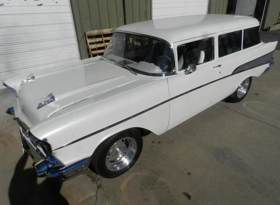 Chevy Bel Air Project Cars For Sale