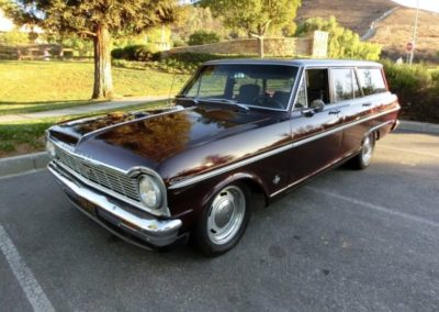 1965 Chevy Nova Wagon – $24,900