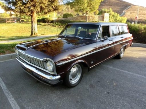 1965 Chevy Nova Wagon – $17,900