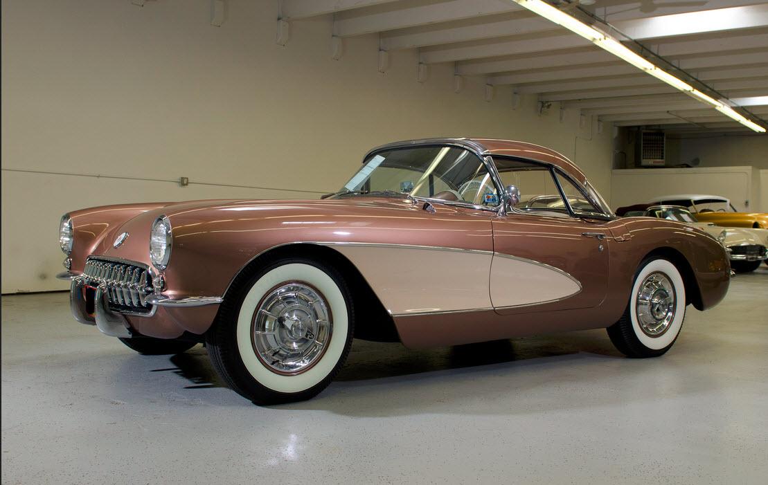 1957 Chevrolet Corvette Convertible 135 000 Dukes Garage
