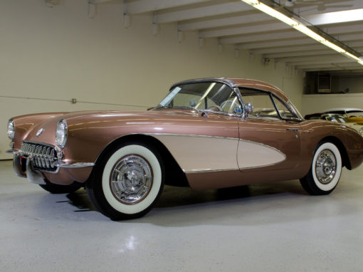 1957 Chevrolet Corvette Convertible – $135,000