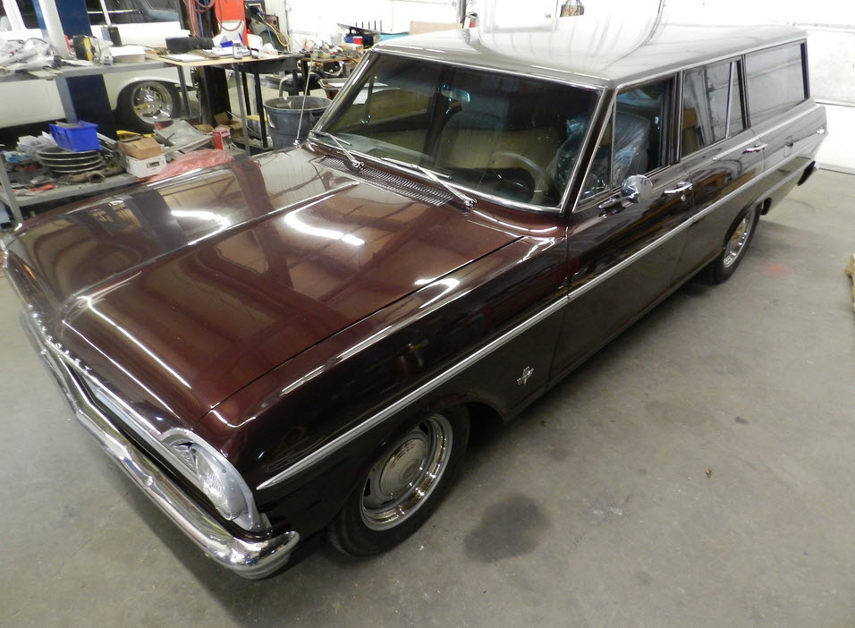1965 Chevrolet  Nova Station Wagon For Sale