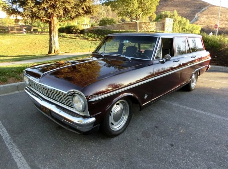 1965 Chevy Nova Wagon
