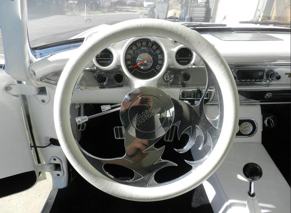 57-Chevrolet-Belair-Steering-Wheel