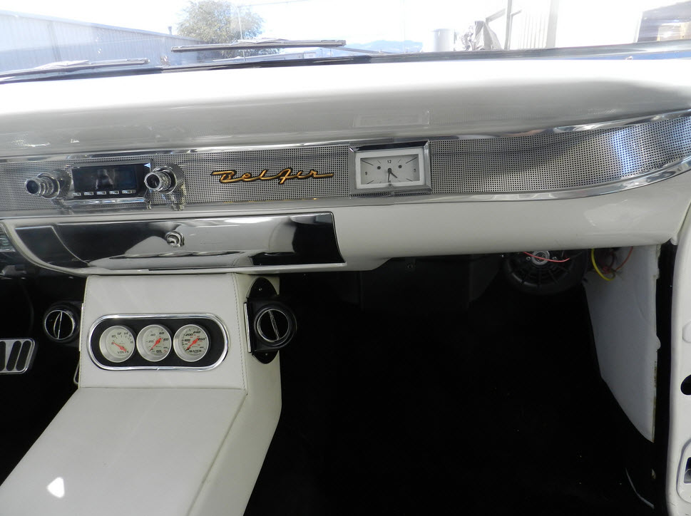 57-Chevrolet-Dashboard