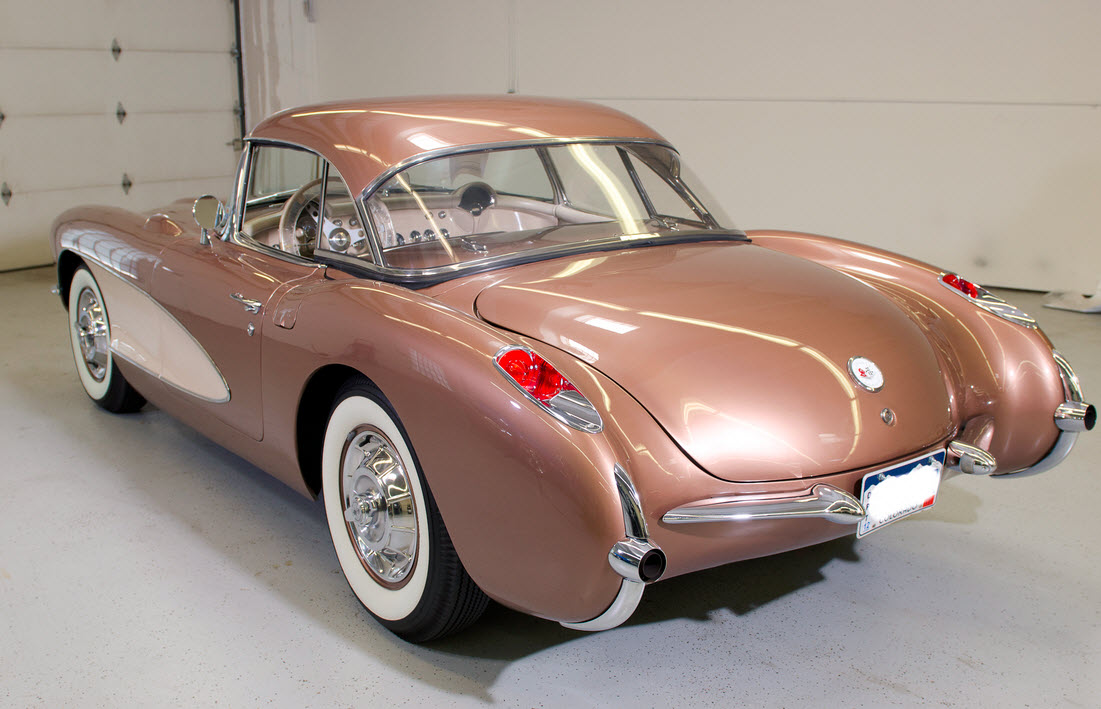 1957 Chevy Corvette For Sale