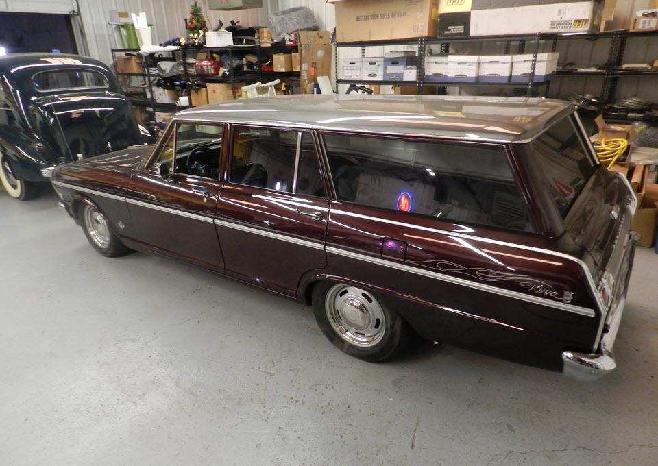 65 Chevrolet Nova Wagon