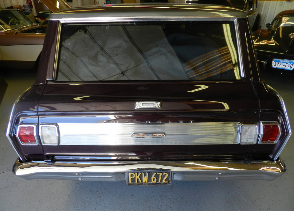 Chevy Nova Station Wagon For Sale