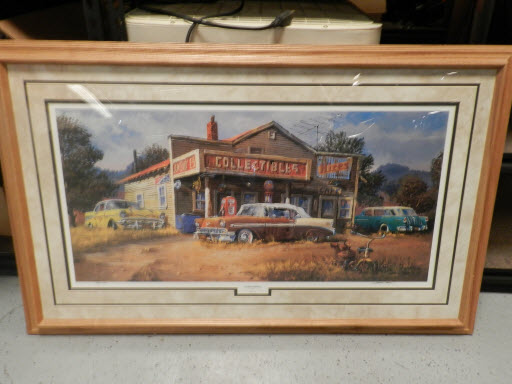 Dale Klee Collectible Print For Sale