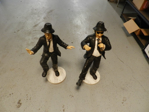 Iconic Blues Brothers Car Gifts