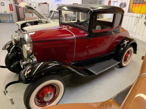 1930 Ford Model A – COMING SOON