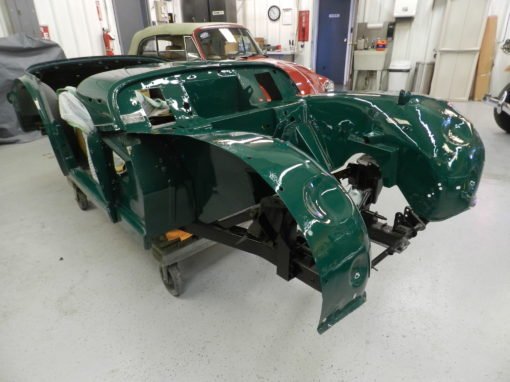 1959 Triumph TR3A – CALL FOR PRICE