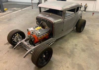 1931 Ford Model A Chopped – CALL FOR PRICE