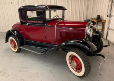 1930 Ford Model A – $14,500